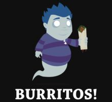 GATE STREET HIGH - Belhunty - Burritos! by Tanya  Beeson