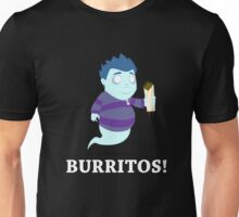 GATE STREET HIGH - Belhunty - Burritos! Unisex T-Shirt
