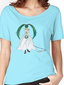 Flower Girl : Muguet (Lily of the valley) Women's Relaxed Fit T-Shirt