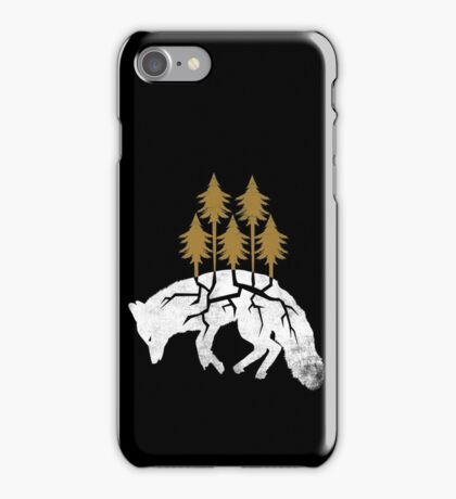 Dying Fox iPhone Case/Skin