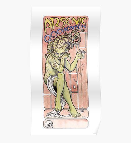 Arsenic Rochentêté Poster