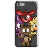 Five Nights at Freddy's Chibi iPhone Case/Skin