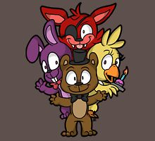 Five Nights at Freddy's Chibi Unisex T-Shirt