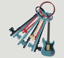 Bunch of Keys by Saksham Amrendra