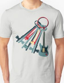 Bunch of Keys Unisex T-Shirt