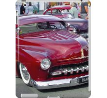 1950  Ford Mercury Lead Sled iPad Case/Skin