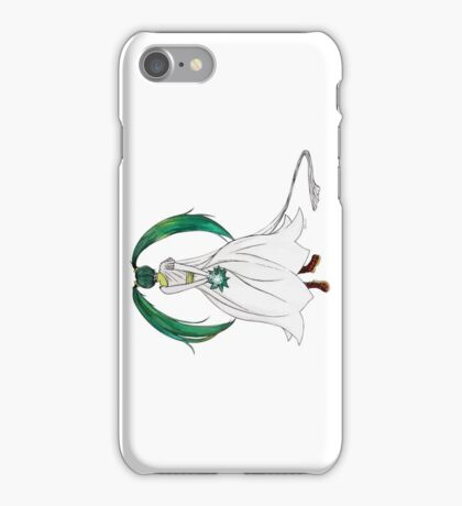 Flower Girl : Muguet (Lily of the valley) iPhone Case/Skin