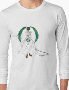 Flower Girl : Muguet (Lily of the valley) Long Sleeve T-Shirt