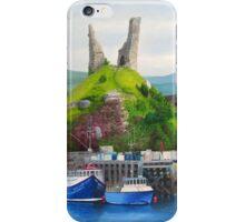 Kyleakin - Home Of The Scottish Midge iPhone Case/Skin