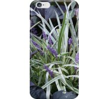 Living at the Pond iPhone Case/Skin