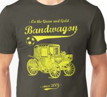 On the Green and Gold Bandwagon - Yellow Unisex T-Shirt