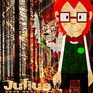 GATE STREET HIGH - Julius by Tanya  Beeson