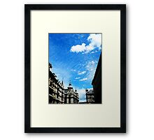 What Kind Of Blue Are You? Framed Print