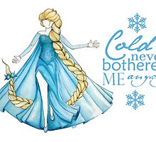 Cold never bothered me anyway by studinano