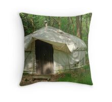 Our Place In The Forest.... Throw Pillow