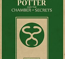 Harry Potter and the Chamber of Secrets by funchurch