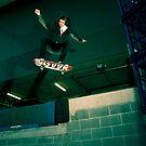 Loading bay drop by Matt kelly.