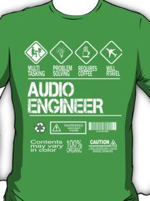 AUDIO INGINEER T-Shirt