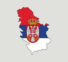Zammuel's Country Series - Serbia (Blank) Unisex T-Shirt