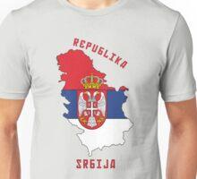 Zammuel's Country Series - Serbia (Republika Srbija V2) Unisex T-Shirt