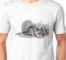 Western Brush wallaby Unisex T-Shirt