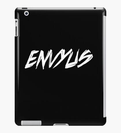 EnVyUs White iPad Case/Skin