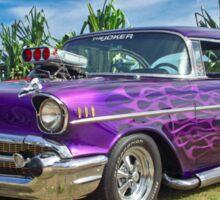 1957 Chevrolet - The Joker Sticker