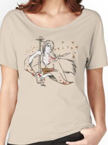 Our Lady of Autumn Revenge Women's Relaxed Fit T-Shirt