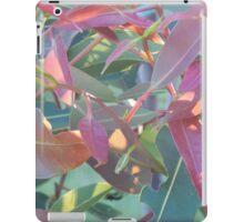 Gum leaves iPad Case/Skin