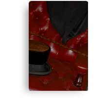 gents only Canvas Print
