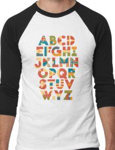 The Alflaget Men's Baseball ¾ T-Shirt