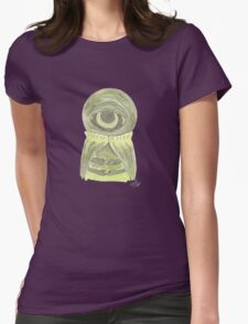 Doctor Who - Alpha Centauri Womens Fitted T-Shirt