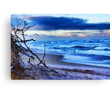 Gorgeous Coorong Sunset, South Australia Canvas Print