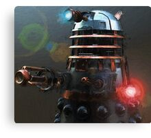 Dalek Punk Canvas Print