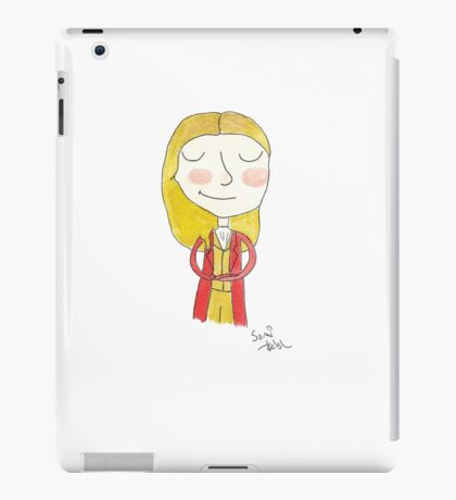 Doctor Who - The Lady President iPad Case/Skin