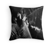 I'm going through changes  Throw Pillow