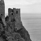 Dunluce Castle Northern Ireland by celticfae01
