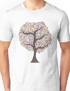 And 5 partridges in a round tree. Unisex T-Shirt