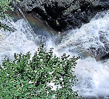 Into the Debts of Kakabeka Falls by k253