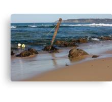 Rocky Shoreline - Australia Canvas Print