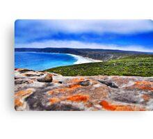 Stunning Remarkable Rocks Kangaroo Island SA Canvas Print