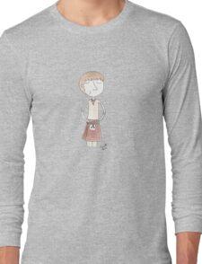 Doctor Who - Oh Aye Long Sleeve T-Shirt