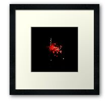 Light up the night Framed Print