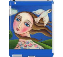 Free as a Bird  iPad Case/Skin