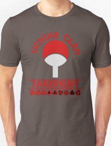 Uchiha clan Sharingan t shirt, iphone case & more T-Shirt