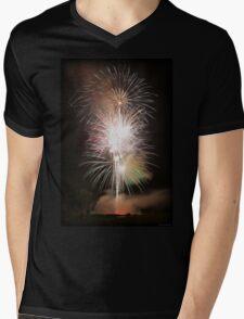 Overload Mens V-Neck T-Shirt