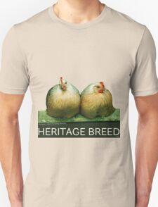 Poulie and Chicklette - Beautiful Belgians Unisex T-Shirt
