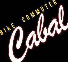 Cabal Retro Script by Bike Commuter Cabal