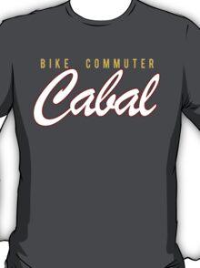 Cabal Retro Script T-Shirt