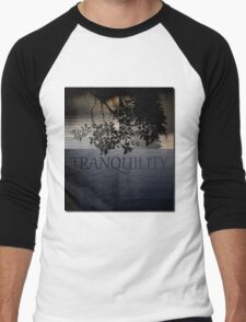 Tranquility Men's Baseball ¾ T-Shirt